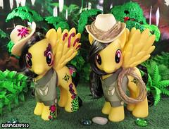 DaringDo 02 (DerpyDerp910) Tags: toy little pony doo dazzle mania hasbro mlp mylittlepony daring my brony derpyderp910 ponymania