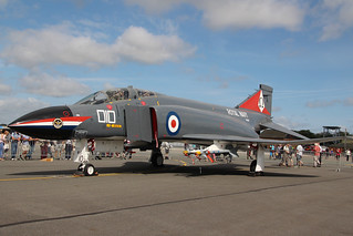 McDonnell Douglas F-4K Phantom FG1 Royal Navy XV586/010