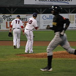 West Virginia Power vs. Hagerstown Suns (Minor League Baseball - July 27, 2015) thumbnail