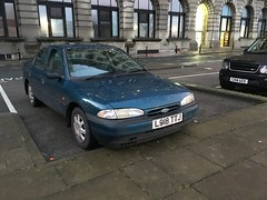 Ford Mondeo 1.8 LX (VAGDave) Tags: ford mondeo 18 lx mk1 1994