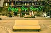 Happy New Year (pacogranada) Tags: happynewyear 2017 newyear year snow night felizañonuevo montreal añonuevo christmas nieve bench banco quebec canada