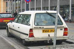 Citroën CX 25 DTR Turbo 2 Break 1988 (XBXG) Tags: f414jvj citroën cx 25 dtr turbo 2 break 1988 rhd citroëncx stationcar stationwagen station wagon estate broersvest schiedam nederland holland netherlands paysbas vintage old classic french car auto automobile voiture ancienne française france frankrijk outdoor vehicle diesel trd