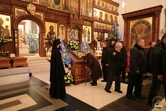 050. Nativity of the Lord at Lavra / Рождество Христово в Лавре 07.01.2017