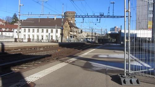 Verein Pacific, Br 01 202 (Ex-DB) + BLS Ae 4/4 415 251-8 _ Movie