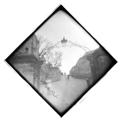 The Arch (LevaniaK) Tags: 120n 1976 2015 bulgarian edinburgh expired holga may orwo np22 old