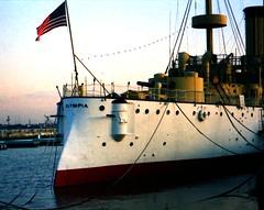 USS_Olympia5 (Baker Pics and Whatnot) Tags: ussolympia philadelphia 1994 uss olympia battleship ship