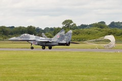 54 RIAT Fairford 7 July 2016 (ACW367) Tags: 54 mikoyangurevich mig29a polishairforce riat fairford
