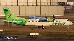 Air Antilles ATR 72-600 msn 1374 (dn280tls) Tags: fwwek fomym air antilles atr 72600 msn 1374