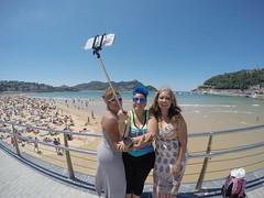 Selfie nation!