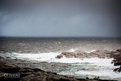 Christmas storm (toroddottestad) Tags: christmas storm weather ocean sigma nikond750 wind waves clouds contrast wave light golta sotra nalen bergen norway winter
