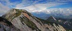 Gubno, views due NW