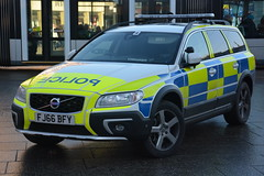 Nottinghamshire Police Brand New Volvo XC70 Armed Response Vehicle FJ66 BFY (NottsEmergency) Tags: fj66bfy nottinghamshire nottingham notts nottinghamshirepolice police policing policeofficer policeservice policevehicle policestation policecar incident investigation vehicle van team tsg riot callout code3 shout uk britain british england enforcement support law order disorder driving drugs siren 999 lights bluelights help chaos squad surveillance officer operation cop emergency emergencyservices eastmidlands immediate patrol urgent cell lockup response rescue responder responsecar service midlands safety central centralpolicestation city constabulary constable community car county countymounty sirens responding