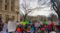 2017.01.29 No Muslim Ban Protest, Washington, DC USA 00272