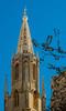 Spire - Bascilica San Vincente (Valencia - Spain) (Olympu OM-D EM5II & mZuiko 12-100mm f4 Pro Zoom) (1 of 1) (markdbaynham) Tags: bascilica san vincente ferrer church building ornate olympus omd em5 em5ii csc mirrorless evil mft m43 m43rd micro43 zd mz mzuiko 12100mm f4 prpo zoom valencia valencian spain spainish es espana espanol travelzoom mzd
