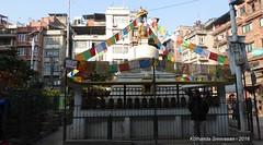 P1110068 Street views of Thamel Lanes - as I walk to Nepal Airlines New Road office to change my Return Ticket date (ks_bluechip) Tags: nepal trel dec2016 annapurna mohare khopra muldhai abc mbc pokhara kathmandu