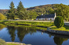 Lock Keepers Cottage (Kev Gregory (General)) Tags: old lock keeper caledonian canal aberchalder scottish scotland highlands kev gregory canon 7d