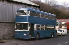 Ex Newport Atlantean. (Renown) Tags: bus doubledecker leyland atlantean alexander newport transport tdw311j phillips coaches mountainash southwales welsh