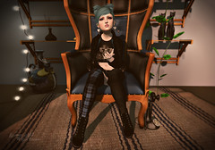 A little Hipster (Rosemaery Lorefield ♥ The Royal Bohemian) Tags: bootysbeauty 2ndlevel alaskametro beauty catwa deliriumstyle events fameshed fashion gosee lagyo secondlife serendipity sl slink sntch sos storaxtree vistaanimations wasabipills