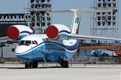 Kazakhstan Air Force Antonov An-74T-200A 74082 at KADEX-2016, Astana Kazakhstan (Jeroen.B) Tags: 2016 airport defence expo kadex kazachstan kazakhstan uacc қазақстанның kadex2016 astana air force an74t200a an74 antonov 74 74082 2204 coaler cheburashka brilliant