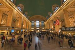 Grand Central Terminal (..Javier Parigini) Tags: usa unitedstates estadosunidos newyork newyorkcity manhattan grandcentralterminal nyc nuevayork xmasspirit xmas navidad espíritunavideño christmas christmasspirit nikon nikkor d800 1424mm f28 flickr javierparigini