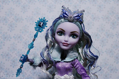 Snow Queen (Drocell2011) Tags: everafterhigh ever after high doll snow mattel