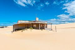 Tin City (claudia@flickr) Tags: house meetup dunes au australia nsw newsouthwales shack portstephens dwelling 2014 saltash tincity stocktonbeach d700 sydneyphotofun