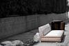 Prostíbulos (III) (Marmotuca) Tags: cutout muebles mobiliario prostitución sofás desaturadoselectivo prostíbulos