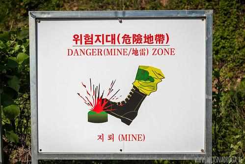 Uwaga na miny