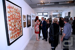 Zener Schon Contemporary Art Gallery: Breaking Boundaries Group Exhibition | Photos © Dig In Magazine/Cindy Maram