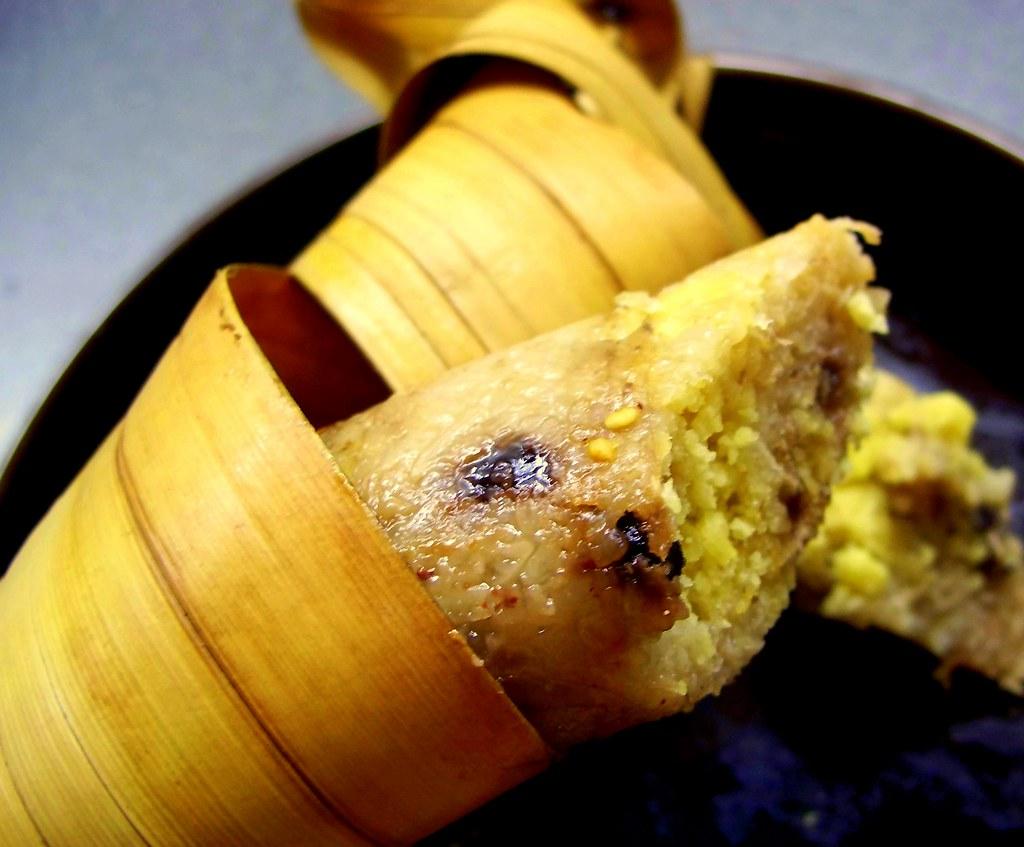 4Bánh lá dừa nhân đậu