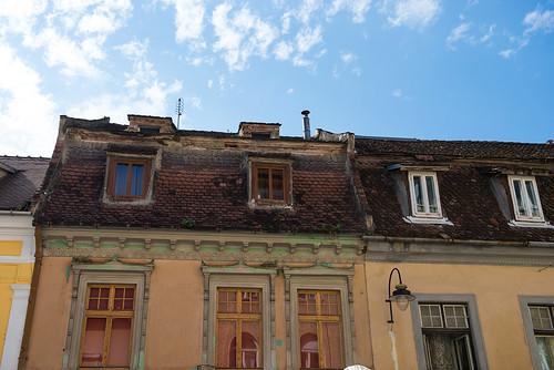 Old House. Brasov ©  Andrey