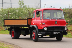 Bedford TK 2879PF (NTG's pictures) Tags: show heritage classic museum vintage bedford centre sunday commercial motor warwickshire tk gaydon 2879pf 14june2015