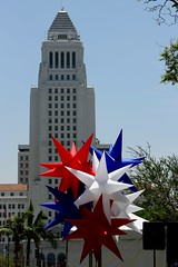 Red White & Blue Block Party
