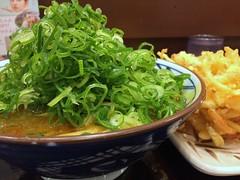 Curry udon from Marugame Seimen @ Roppongi (Fuyuhiko) Tags: from udon curry roppongi カレー 六本木 marugame seimen 丸亀製麺 六本木ティーキューブ店