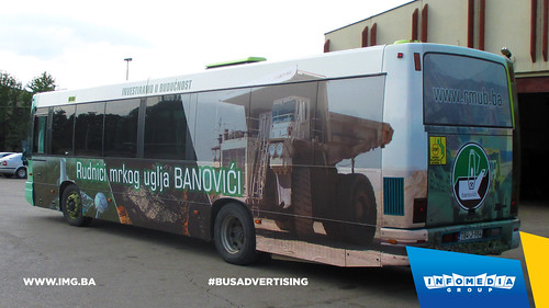 Info Media Group - Rudnik Banovići, BUS Outdoor Advertising, Tuzla 05-2015 (2)