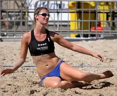 N8027785 (roel.ubels) Tags: beach sport belgië beachvolleyball belgian volleyball volleybal maaseik beachvolleybal 2015 topsport kwalificatie