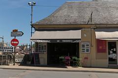 D704 - Montignac (France) (Meteorry) Tags: street france june restaurant europe afternoon dordogne montignac rue commune aprsmidi crperie triskelion 2015 aquitaine meteorry sensinterdit sarlatlacanda d704 alpc letriskell toutesdirection aquitainelimousinpoitoucharentes pontdemontignac
