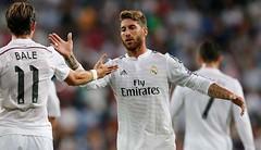 Florentino Prez y Sergio Ramos acercan posturas (chao1989) Tags: espaa realmadrid rumores sergioramos