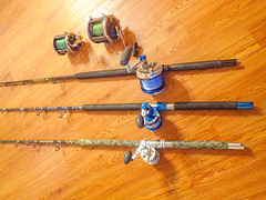 Custom standup rods - Self built offshore tackle (Rob Zabroky) Tags: texas offshore penn tuna standup daiwa calstar fishingreels avet customfishing robzabroky leverdrag customfishingrods standuprods avetanddaiwa offshorereels standuptackle robzabrokycustomfishingrods