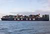 CMA CGM Corte Real 2 (U. Heinze) Tags: ship schiff elbe cuxhaven containerschiff vessel frachtschiff nikon nikon28300mm