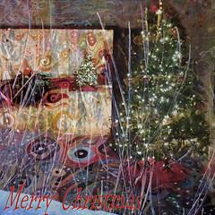 ** Merry Christmas** (xandram) Tags: xmas tree hotel dreamscopetextures photoshop