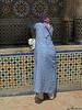 Living in the medina (Shahrazad26) Tags: fès fez fèselbali medina marokko maroc morocco fontainenejjarine jellaba djellaba zellig zellij mozaïek fontein fontaine fountain