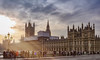Rebuilding Parliament London by Simon & His Camera (Simon & His Camera) Tags: sunlight sun sunrise weather westminster parliament london city people architecture winter building cloud iconic sky skyline outdoor simonandhiscamera tower thames urban