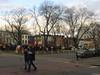 Washington Ave and Henry Johnson Blvd looking north (rik-shaw) Tags: islamophobia streetdemonstration albany albanyny newyorkstate capital capitalcities upstate townsendpark blekky blekkyschorr rikshaw antiislamophobia centralavenue henryjohnson henryjohnsonboulevard canong5x