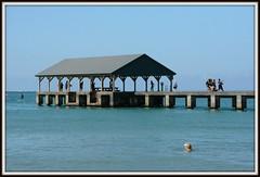 DSC_0808 November 13, 2016, the pier, Hanalei Bay, Kaua'i, Hawai'i (steveto2645) Tags: pier hanaleibay kauai hawaii