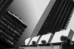 Barbican (Fujismooji) Tags: ifttt 500px architecture building city design sky no person light contemporary