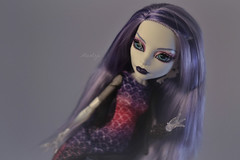 Spectra (Mientsje) Tags: monster high spectra vondergeist doll toy toys mh monterhigh ghost