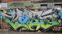 Malice... (colourourcity) Tags: streetartaustralia streetart graffiti melbourne burncity awesome colourourcity nofilters streetartnow melbournestreetart malice tsf