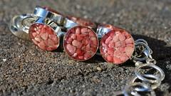 Bermudian Pink Sand Bracelet