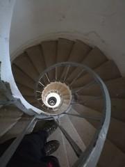 Schodiště v Minaretu
